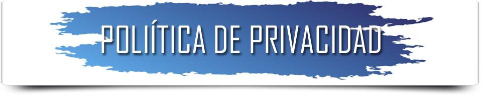 Política de privacidad de la empresa Contenedores Satur.
