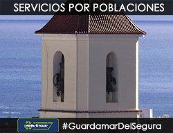 Servicio de alquiler de contenedores en Guardamar del Segura (Alicante).