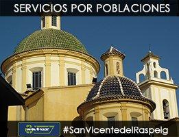 Servicio de alquiler de contenedores en San Vicente del Raspeig.