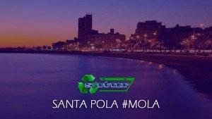 Santa Pola #Mola