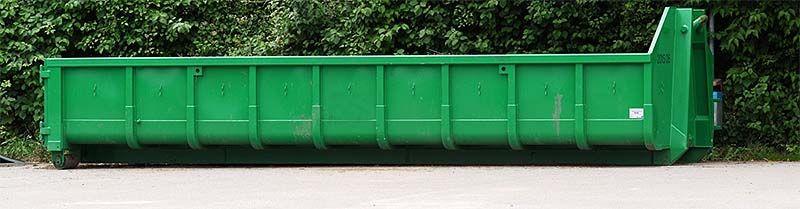 Diferencias de transporte entre tipos de residuos