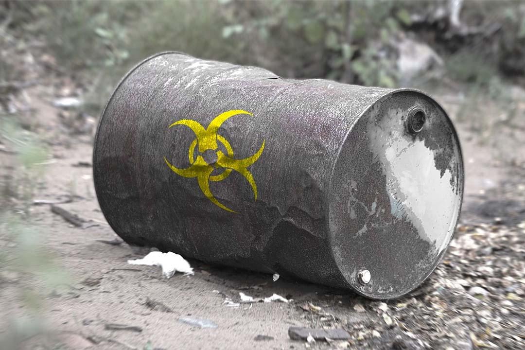 ¿Cómo transportar residuos tóxicos para su desecho?