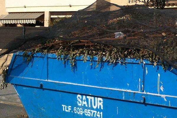 Gestión de residuos