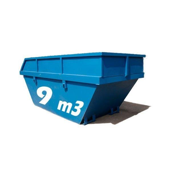Contenedor Grande 9 m3
