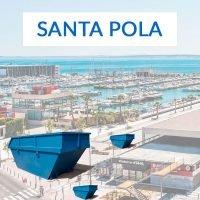 Alquilar un Contenedor en Santa Pola