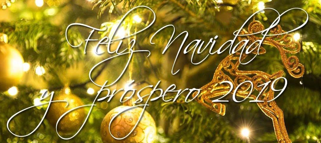 Satur les desea Feliz Navidad y próspero año 2019