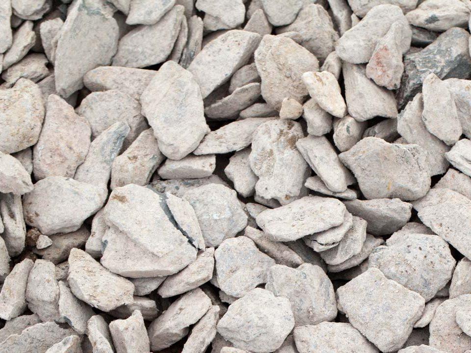 Cosas que quizás no sabías sobre los áridos reciclados