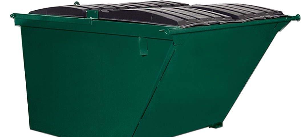 ¿Por qué son necesarios los contenedores para obras?