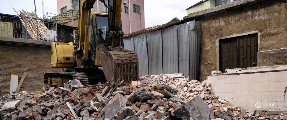 Hablamos de los residuos de construcción y demolición