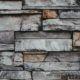 construir muros de piedra con áridos