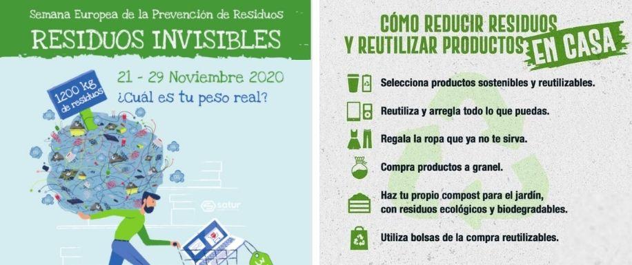 participa en la semana europea de la prevención de residuos