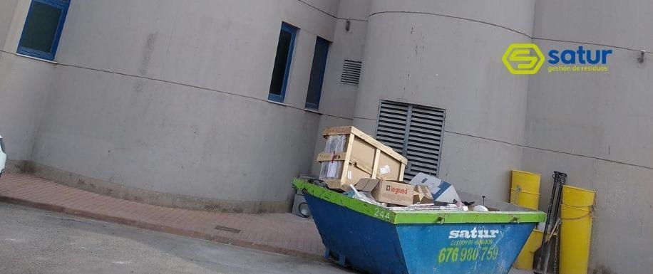 Los diferentes tipos de residuos comerciales